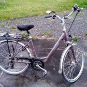 Sundvall elektrische fiets